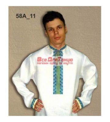 Мужская сорочка 58а-11