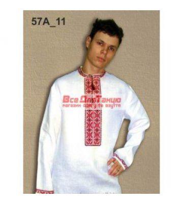 Мужская сорочка 57а-11