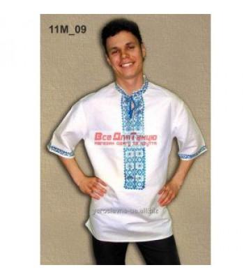 Мужская сорочка 11м-09