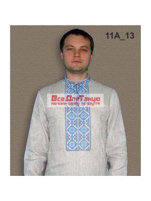 Мужская сорочка 11а-13