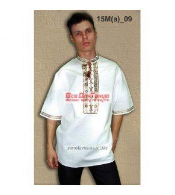 Мужская сорочка 15м-09