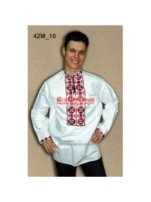 Мужская сорочка 42м-10