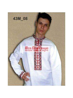 Мужская сорочка 43м-08