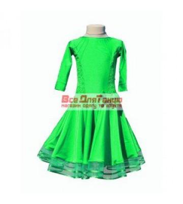 Рейтинговое платье (бейсик) 534