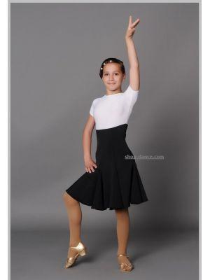 Бальное платье бейсик № 812