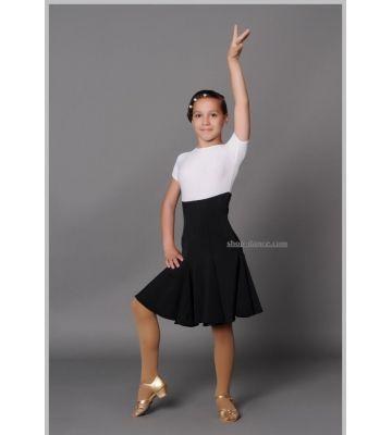Купить бальное платье для танцев бейсик № 812