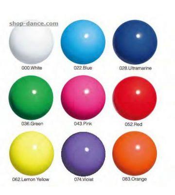 Мяч гимнастический однотонный Chacott (65001), 18,5 см.