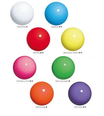 М'яч однотонний юніорський Chacott, 15 см.