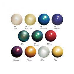 Мяч 'Jewerly' с блестками Chacott, 18,5 см.