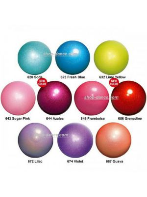 Мяч гимнастический 'Prism' Chacott, 18,5 см.
